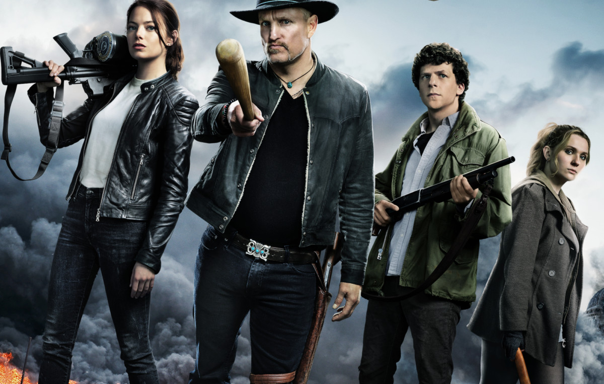 Jesse Eisenberg says Deadpool was responsible for Zombieland sequel delay