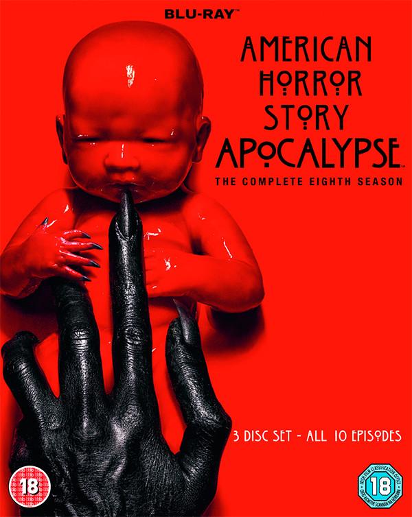 Giveaway - Win American Horror Story: Apocalypse on Blu-ray
