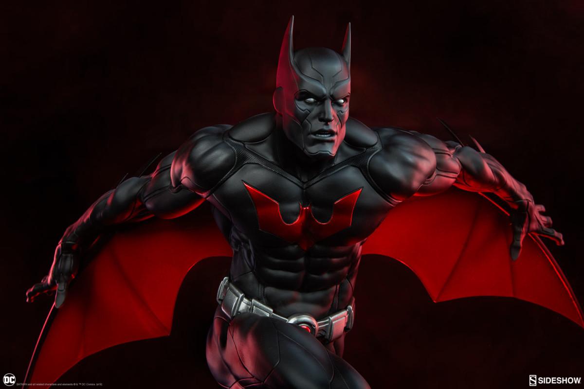 Sideshow's Batman Beyond Premium Format Figure unveiled