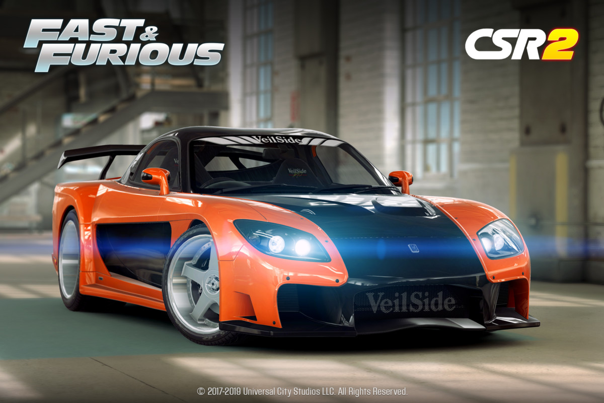Third phase of Fast & Furious: Hobbs & Shaw event series starts on CSR Racing 2