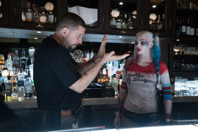 """David Ayer believes DC is """"blessed"""" to have James Gunn directing The Suicide Squad"""