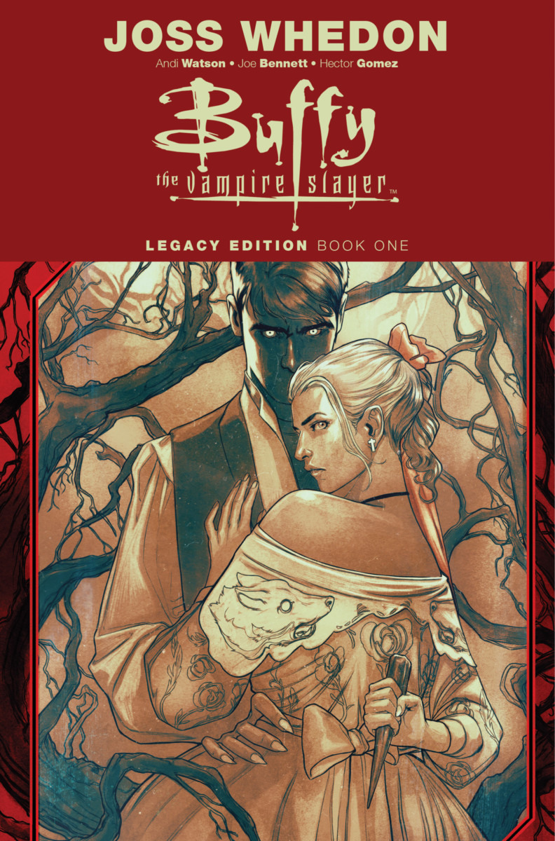 Boom! announces Joss Whedon's Buffy the Vampire Slayer: Legacy Edition