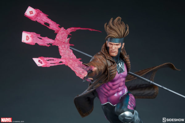 Gambit joins Sideshow's X-Men Collection