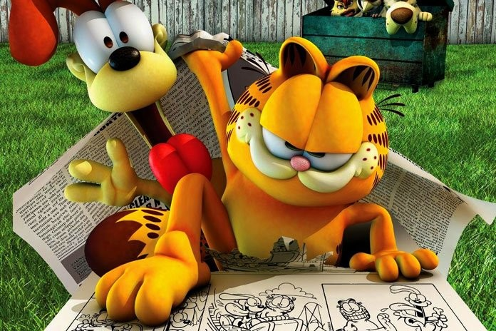 Viacom Acquires Garfield Sets New Nickelodeon Animated Series
