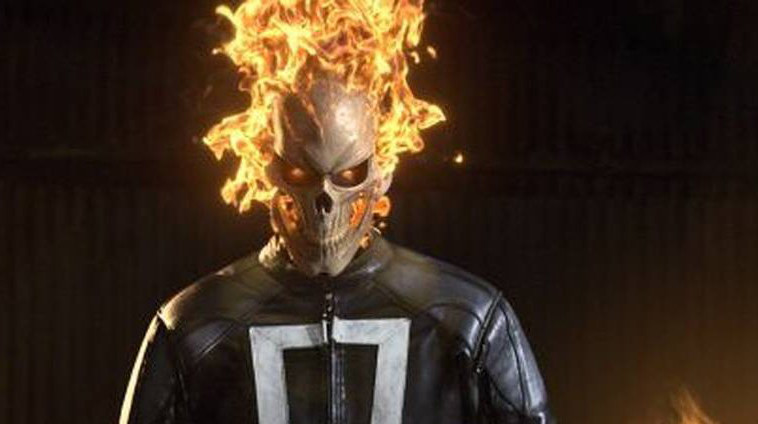 Marvel's Ghost Rider will launch 'Adventure into Fear' TV shows