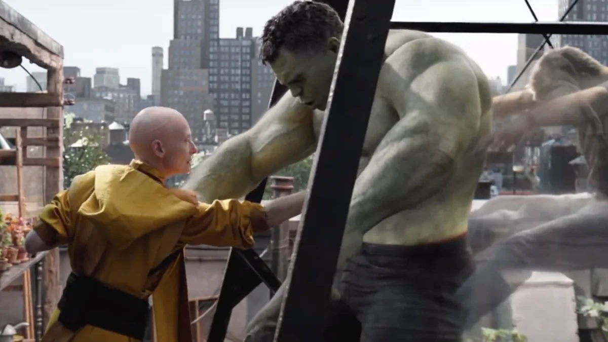 Avengers: Endgame writers cut a weird, alternative Time Stone retrieval scene