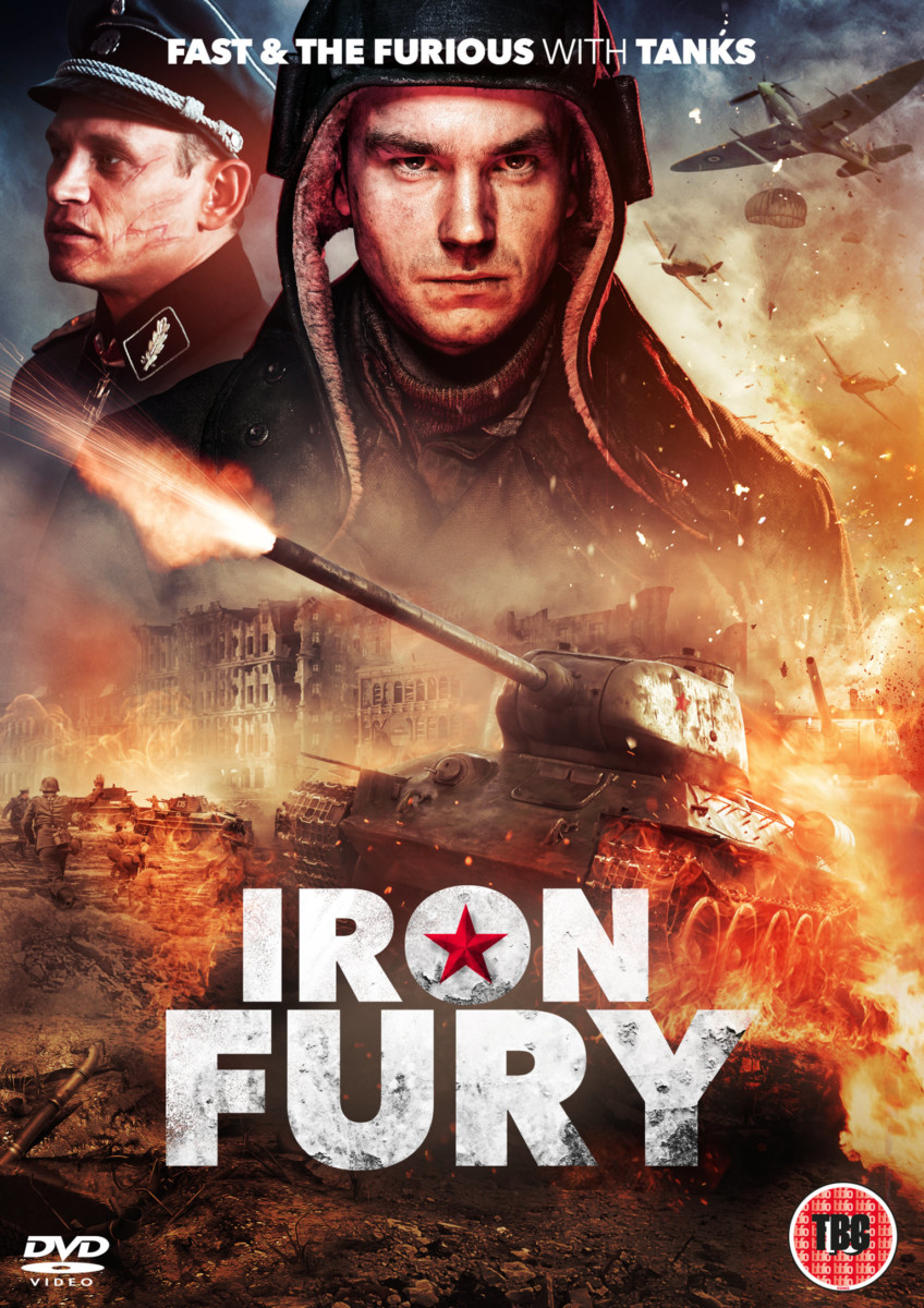 Russian World War II movie Iron Fury gets a UK poster and trailer