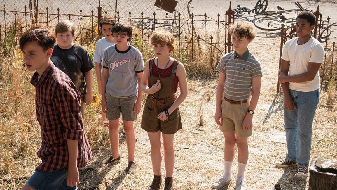 It Chapter Two is digitally de-aging its child actors for flashback scenes