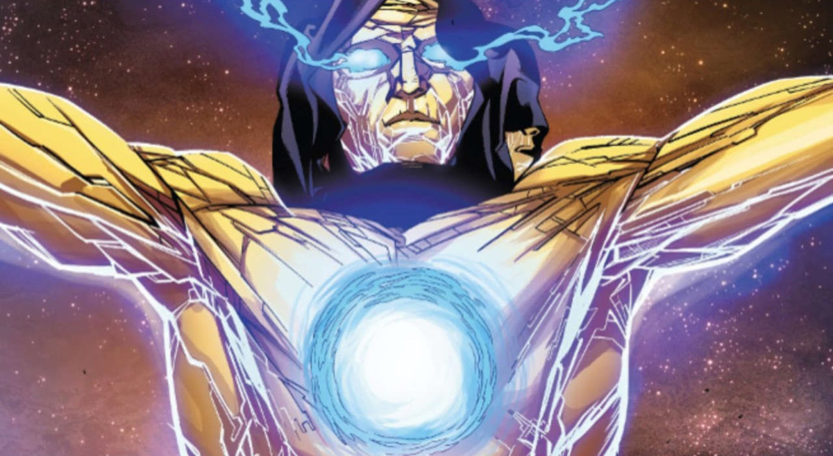 Thanos was almost judged by The Living Tribunal in Avengers: Infinity War