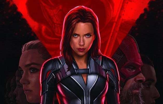 UPDATE: Marvel's Black Widow gets a first poster and a new white costume