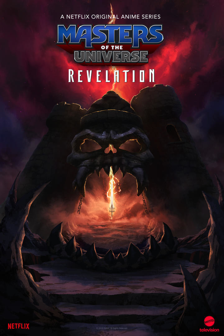 Kevin Smith announces Masters of the Universe: Revelation anime series