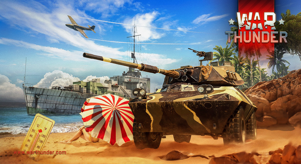 Operation H.E.A.T. event underway for War Thunder