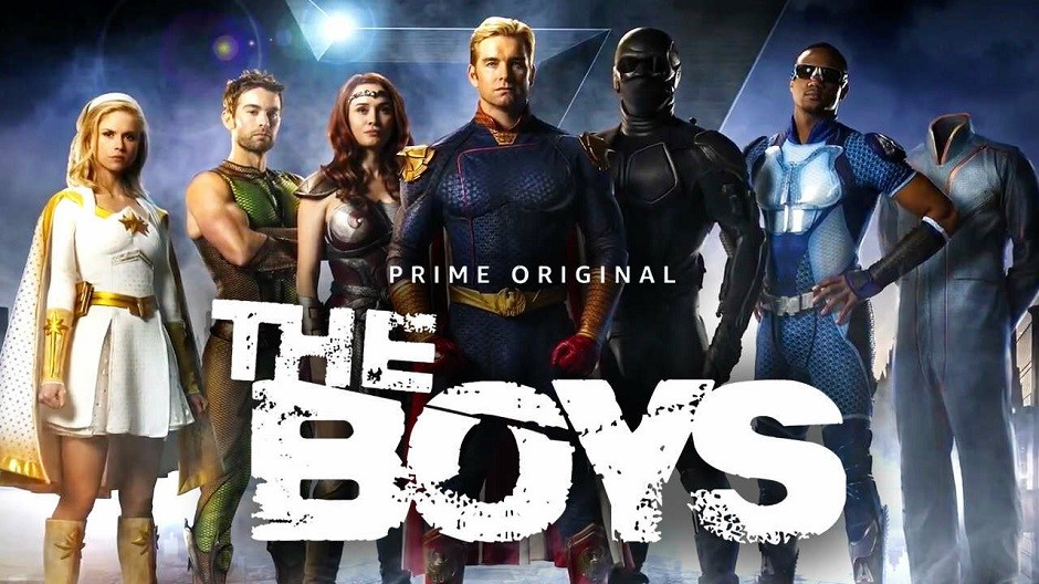 The Boys showrunner shares first blood-soaked image from season 2