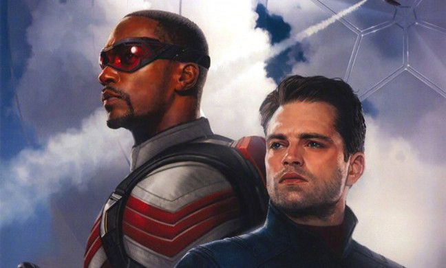 UPDATE: Marvel's The Falcon and the Winter Soldier promo artwork revealed
