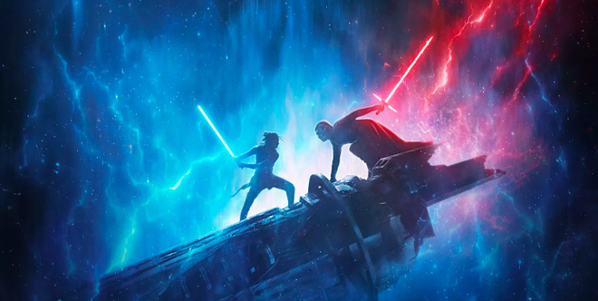 Star Wars: The Rise of Skywalker D23 footage released online