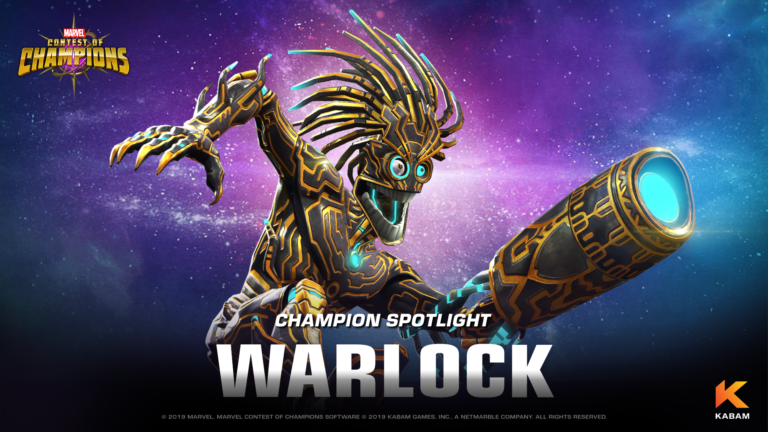 Warlock joins Marvel Contest of Champions in latest update
