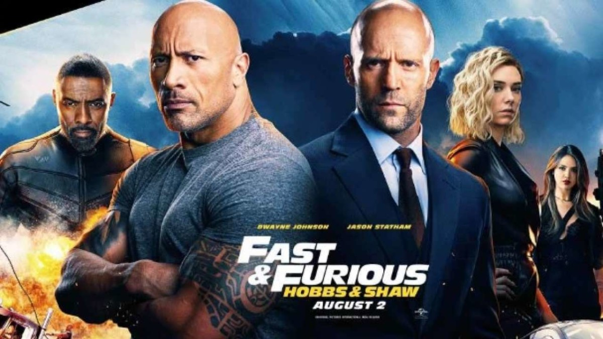 fast & furious presents hobbs & shaw 2019 تحميل