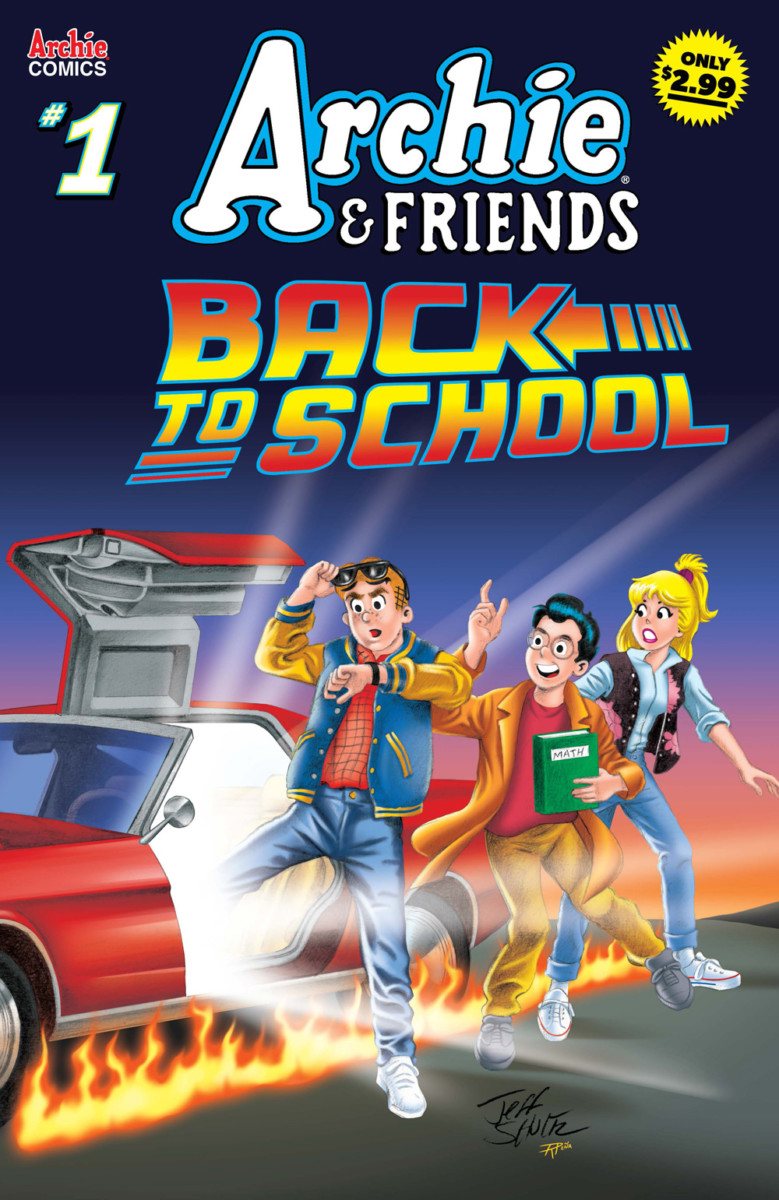 Comic Book Preview - Archie & Friends: Back to School #1