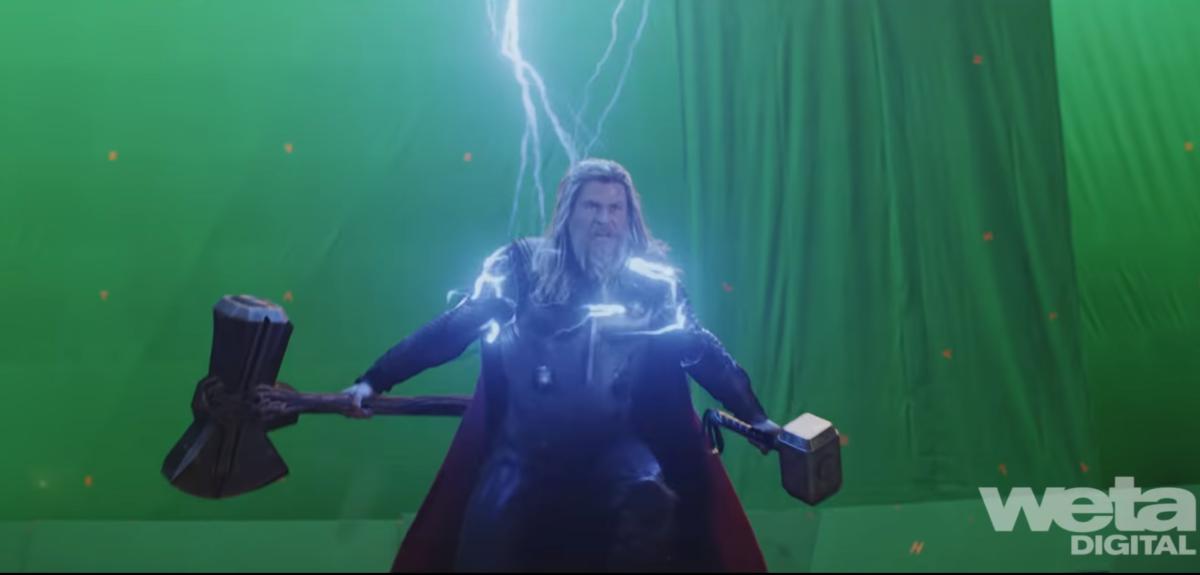 Avengers: Endgame's climactic battle gets a VFX breakdown from Weta Digital