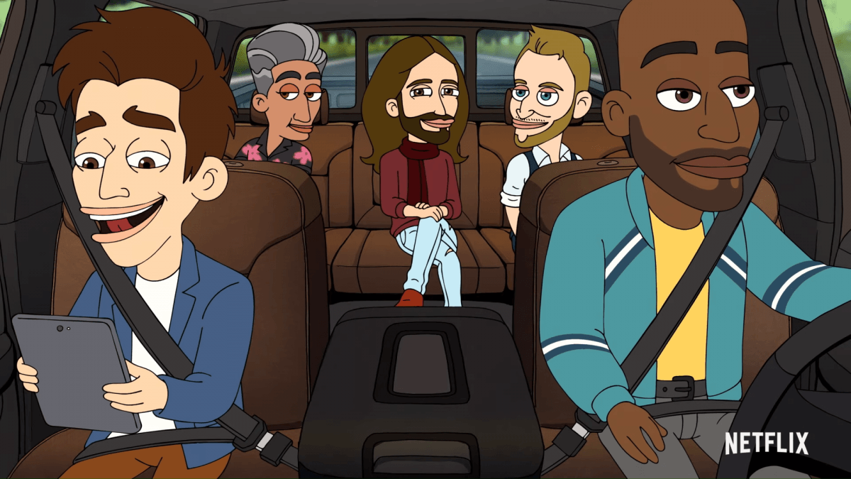 Big Mouth gets a season 3 trailer, complete with Queer Eye crossover