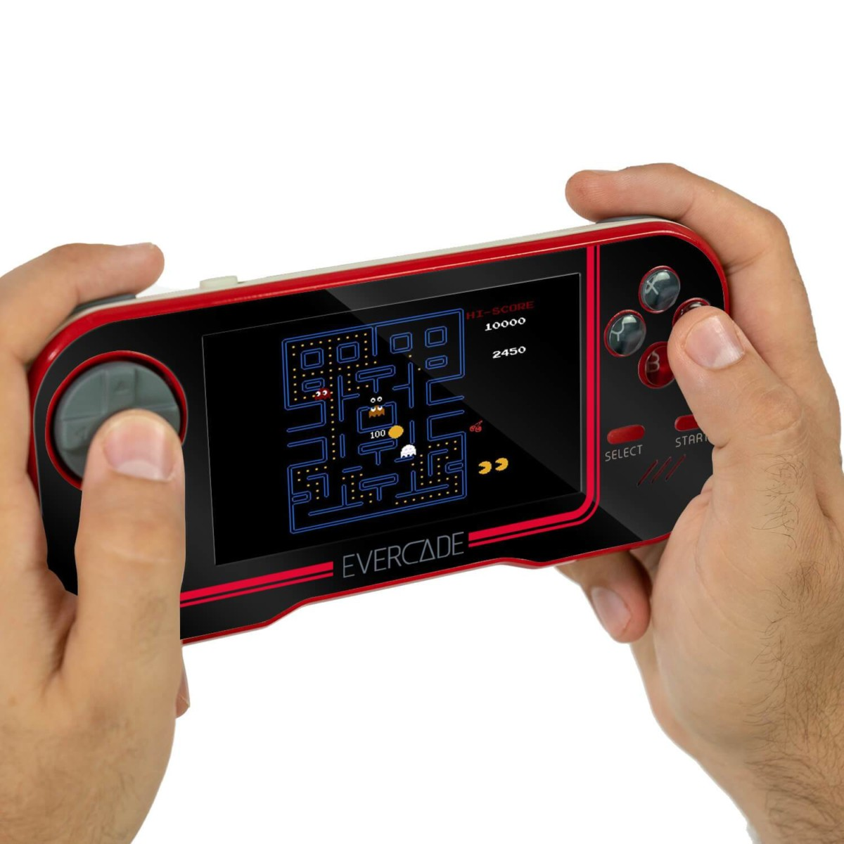 Evercade retro games console is finally available for pre-order at Funstock