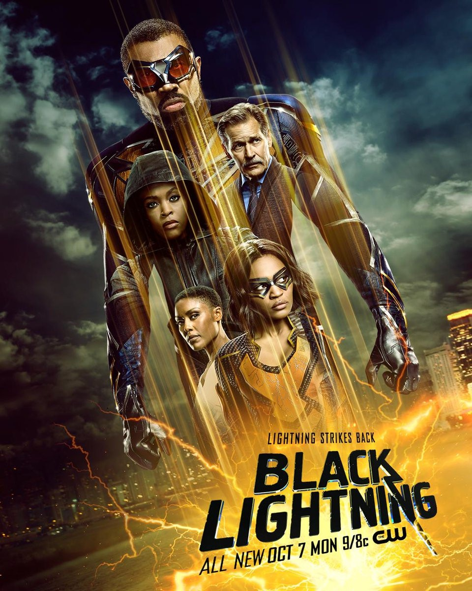 Black Lightning Staffel 3