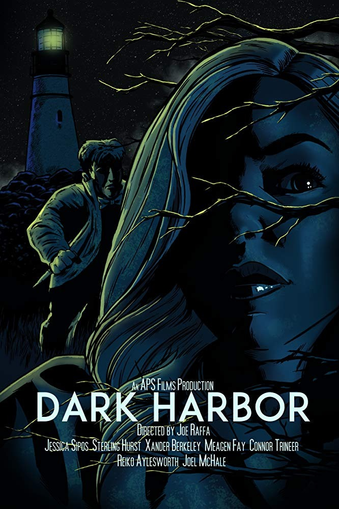 Jessica Sipos and Joel McHale star in trailer for thriller Dark Harbor