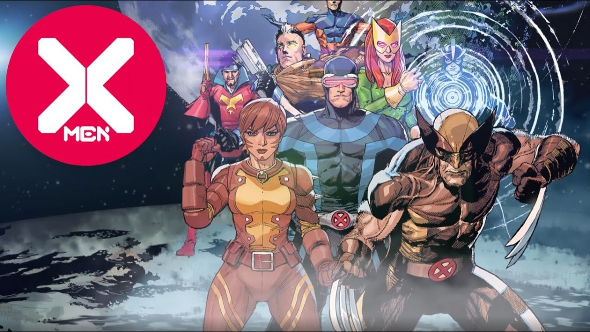 Marvel introduces a new era of X-Men with Dawn of X trailer and covers