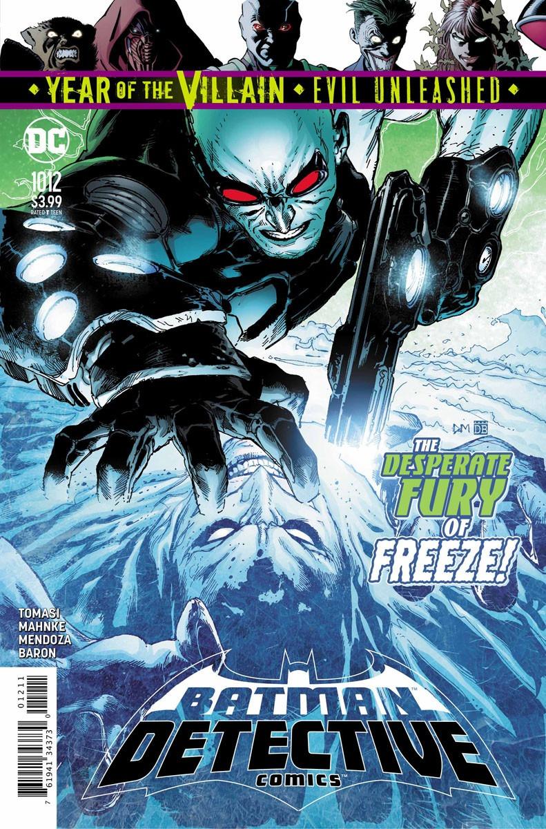 Comic Book Preview - Detective Comics #1012