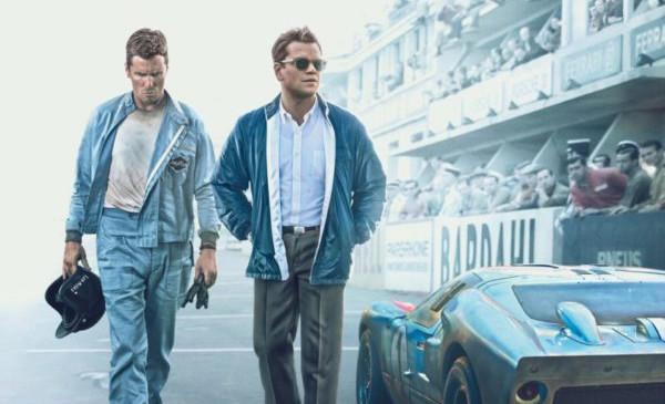 New Poster And Trailer For Ford V Ferrari Starring Matt