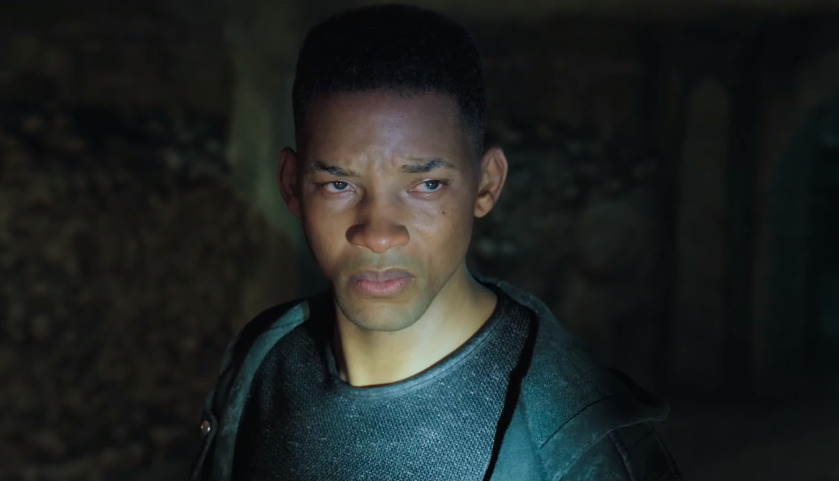 Will Smith confronts his younger clone in Gemini Man clip