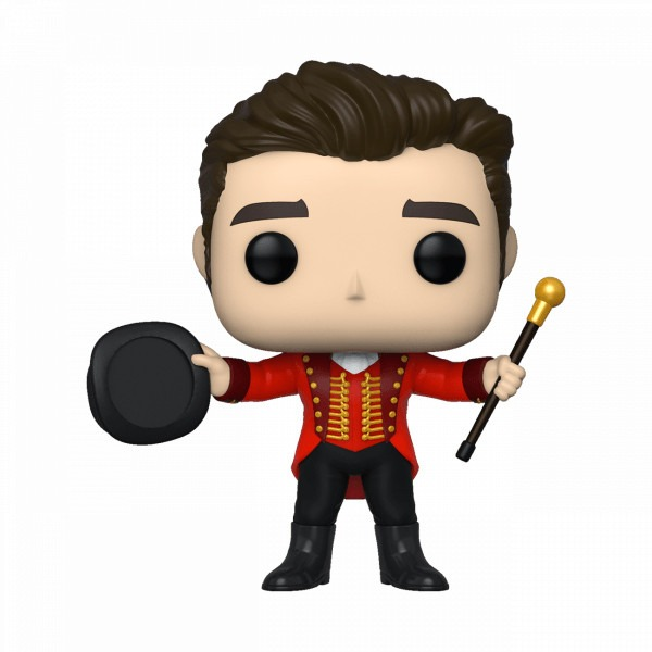 The Greatest Showman gets a series of Pop! Vinyl figures from Funko
