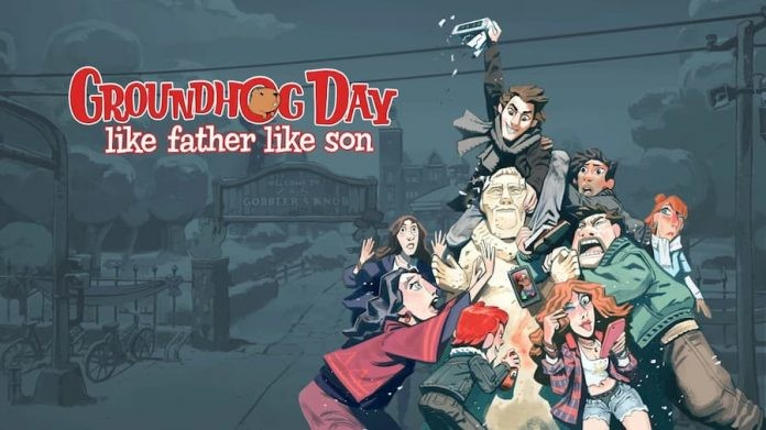 Video Game Review – Groundhog Day: Like Father, Like Son