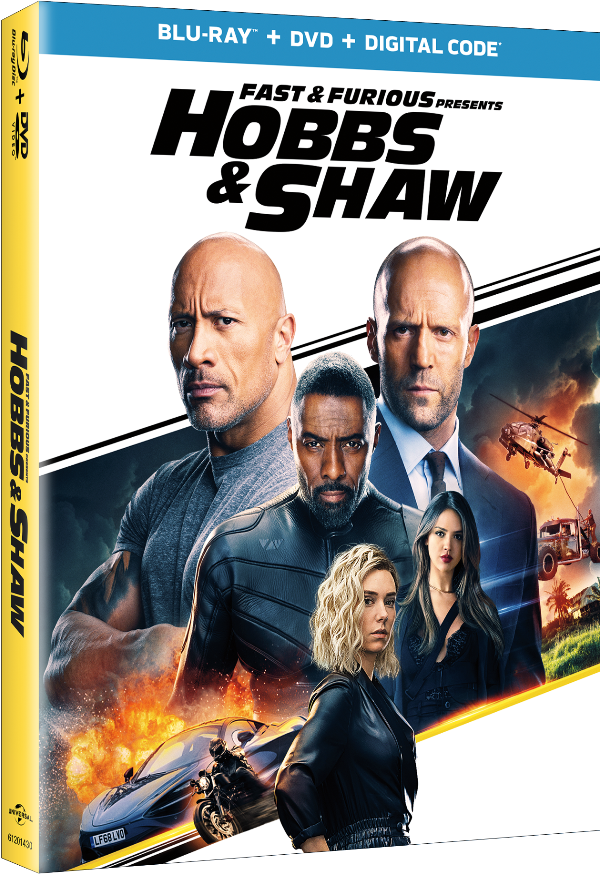 Fast & Furious Presents: Hobbs & Shaw home entertainment details revealed