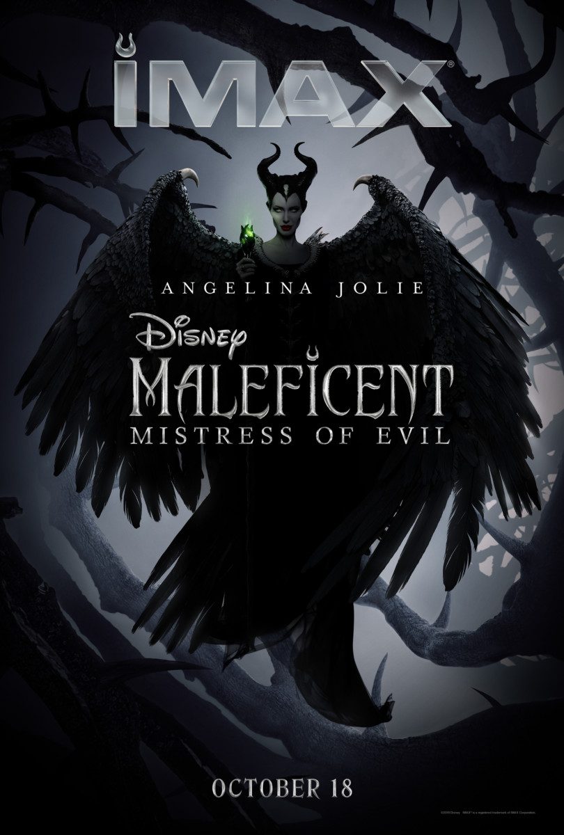 Movie Review - Maleficent: Mistress of Evil (2019)