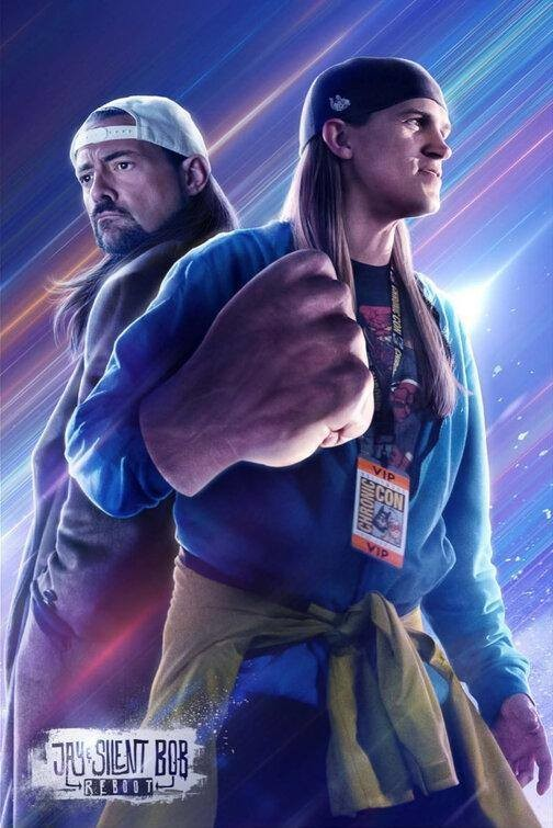 Jay and Silent Bob Reboot gets an Avengers: Endgame-inspired poster and Bluntman v Chronic clip