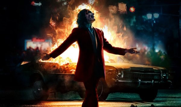 Joker gets a new IMAX poster