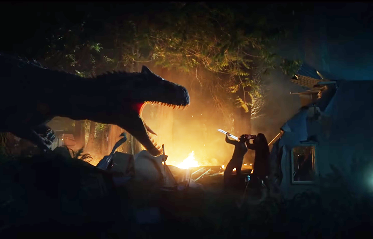 Jurassic World Dominion To Resume Uk Production In Early July