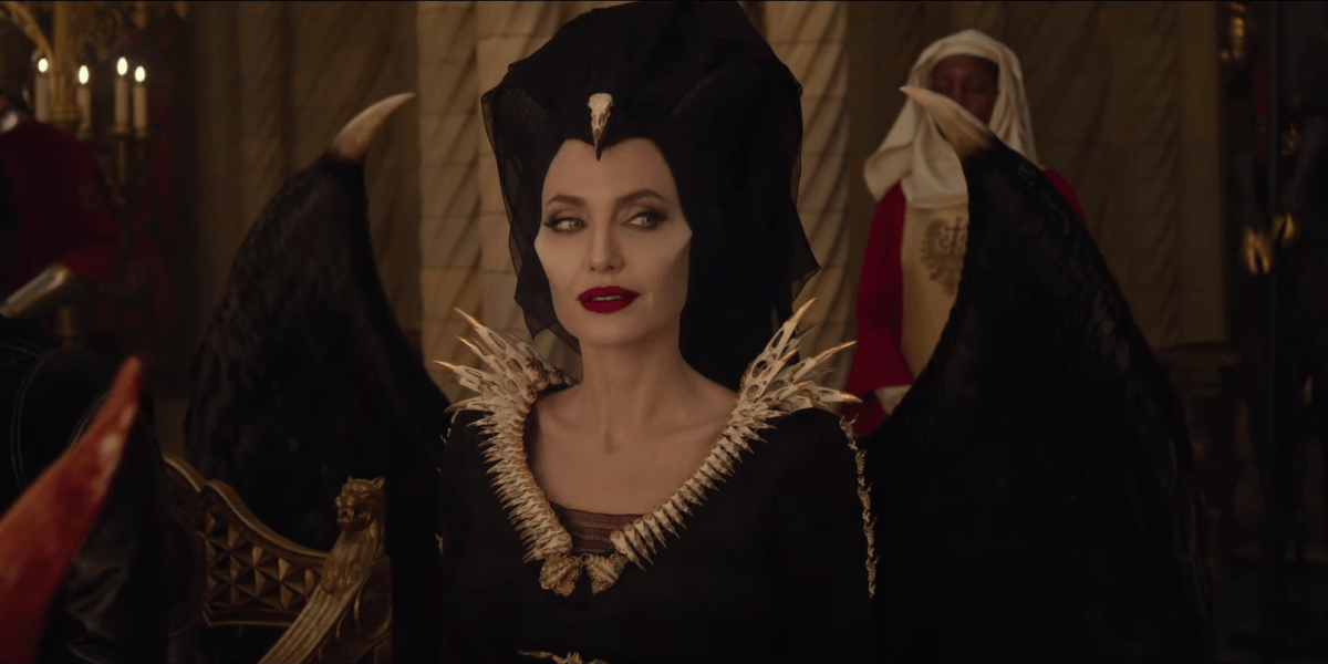 Maleficent: Mistress of Evil clip references Sleeping Beauty