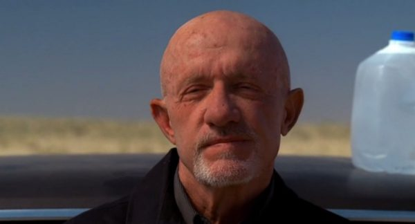 breaking bad mike first appearance