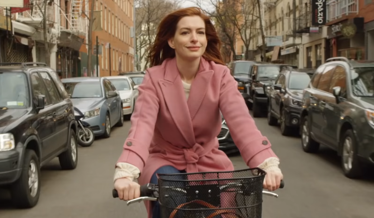 New trailer for Amazon's rom-com anthology series Modern Love starring Anne Hathaway