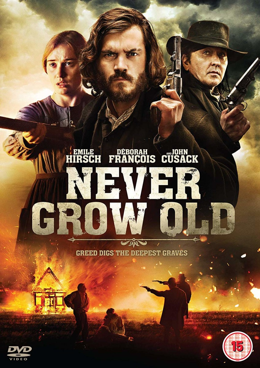 Giveaway - Win Never Grow Old on DVD