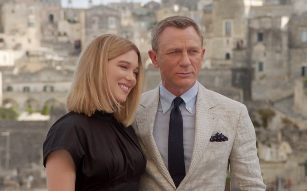 Production wraps on 25th Bond movie No Time To Die