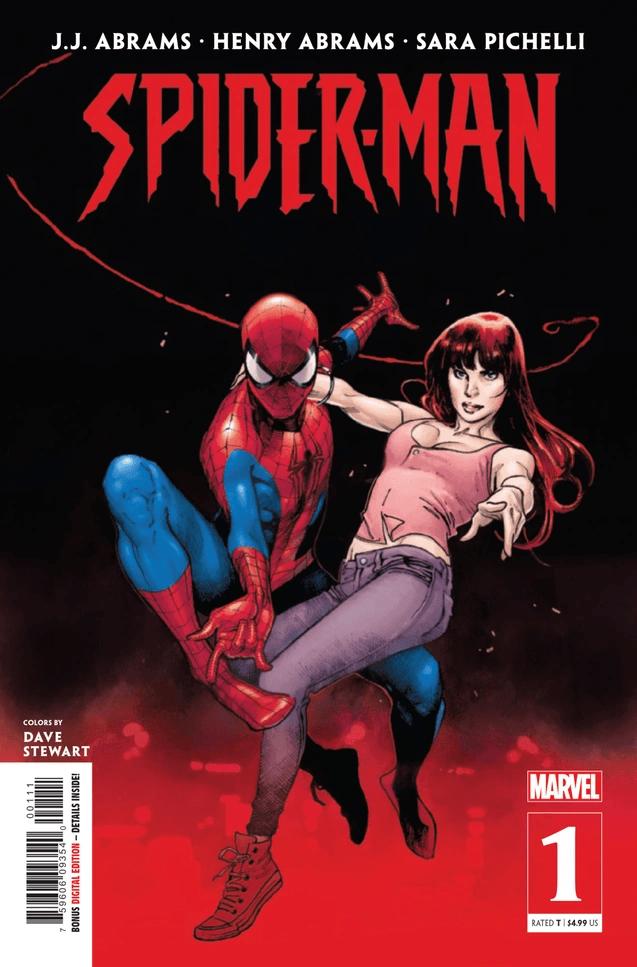 Comic Book Preview - J.J. Abrams' Spider-Man #1