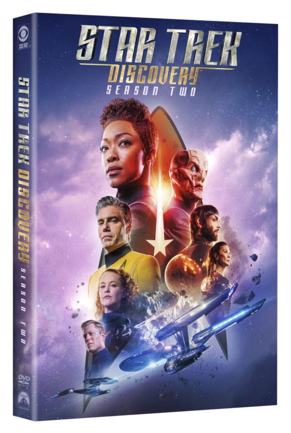 Star Trek Discovery Dvd