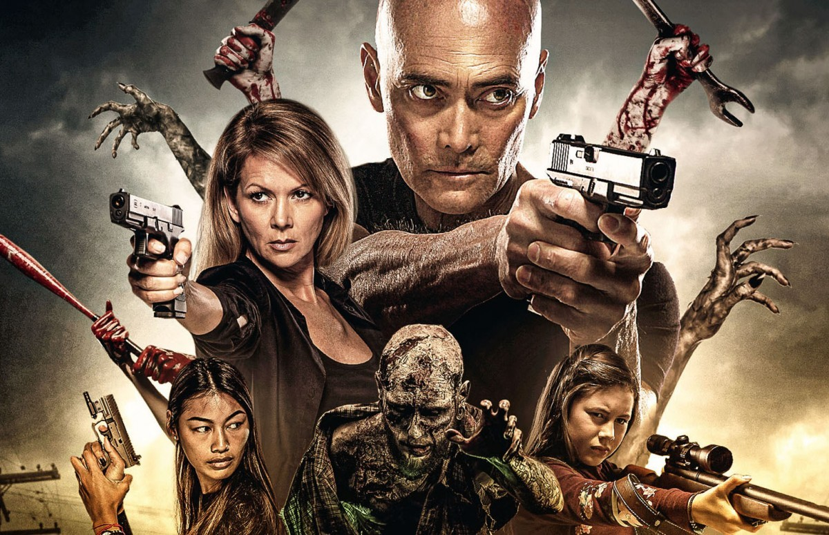 Mark Dacascos battles zombies in UK trailer for The Driver