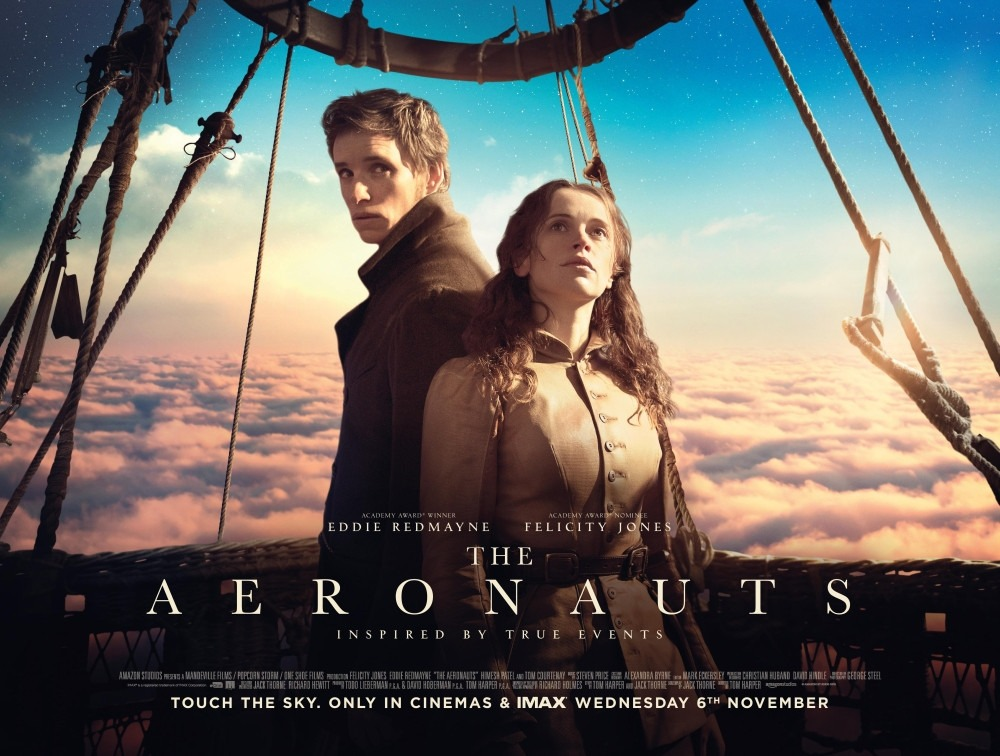 Movie Review - The Aeronauts (2019)