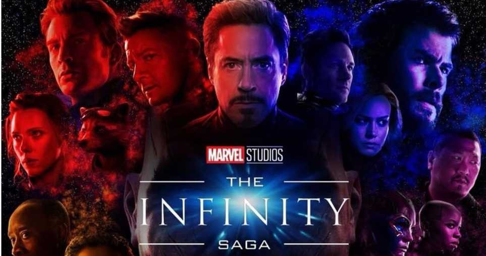 Marvel releases The Infinity Saga tribute trailer