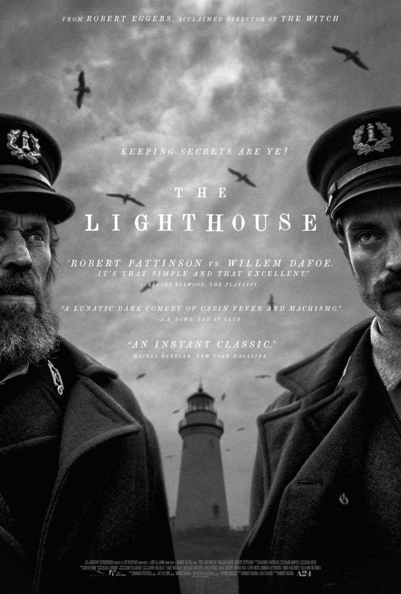 Movie Review - The Lighthouse (2019)