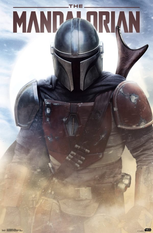 The Mandalorian Gets Two New Posters